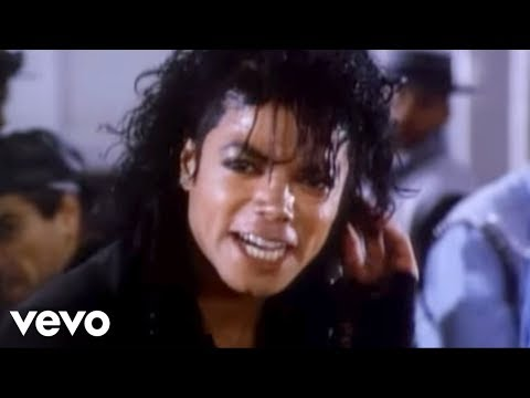 Michael Jackson Bad retronew