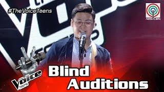 The Voice Teens Philippines Blind Audition: Jem Macatuno - Mahirap Magmahal Ng Syota Ng Iba