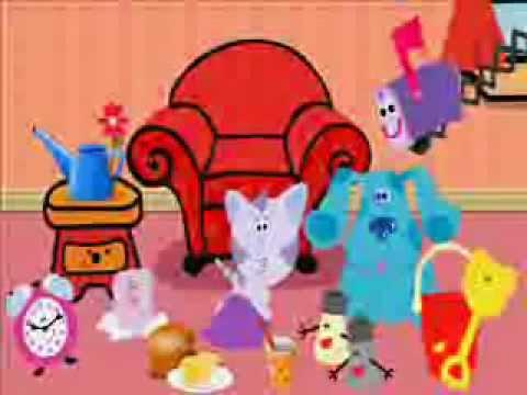 Blues Clues Cat