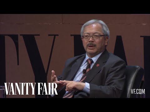 San Francisco Mayor Ed Lee, Jeremy Stoppelman, Tony Hsieh, and Amanda Burden on 21st Century Cities