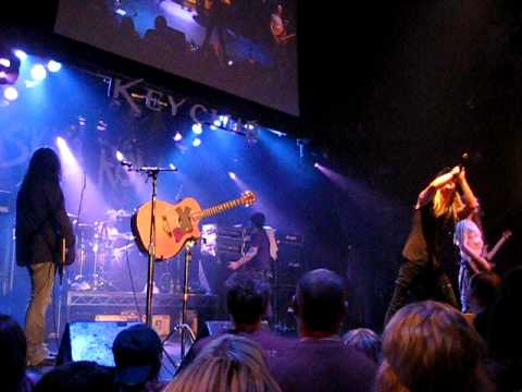 Skid Row - I Remember You @ Key Club 03/17/09
