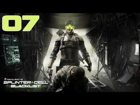 "Splinter Cell Blacklist Walkthrough - Part 7 ""American Consumption 2/2"" Gameplay Playthrough XBOX360"