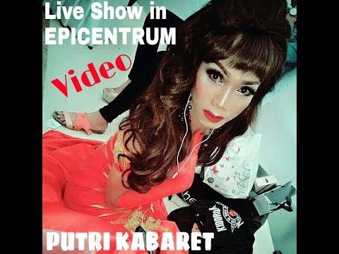Syahrini VS PUTRI KABARET Live Show Di EPISENTRUM LOMBOK NTB