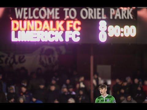 HIGHLIGHTS | Dundalk FC 8-0 Limerick | 27.02.2018