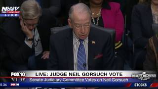 FNN 4/3 LIVESTREAM: Judge Gorsuch Hearings; Fire In Florida; Police Chase In Arizona