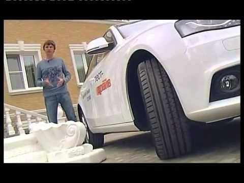Тест драйв Audi A4