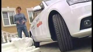 Тест драйв Audi A4.