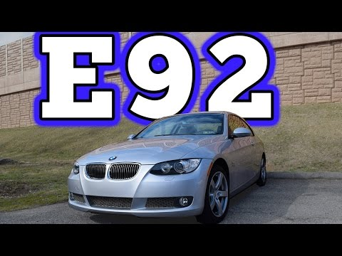 2009 BMW E92 335i X-Drive Coupe: Regular Car Reviews