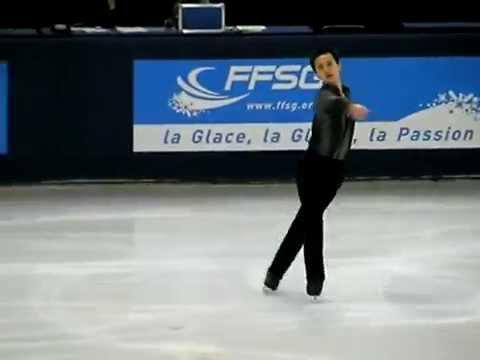 2013 Patrick CHAN warm up