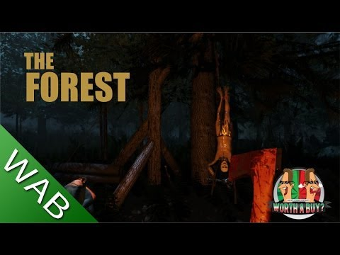 The Forest Review (Alpha Early Access) - Worth a Buy?