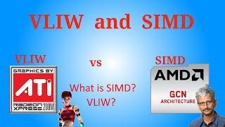 AMD: SIMD vs VLIW