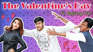 Valentine's day Special Ft. Bajrang Dal | BKLOL AddA
