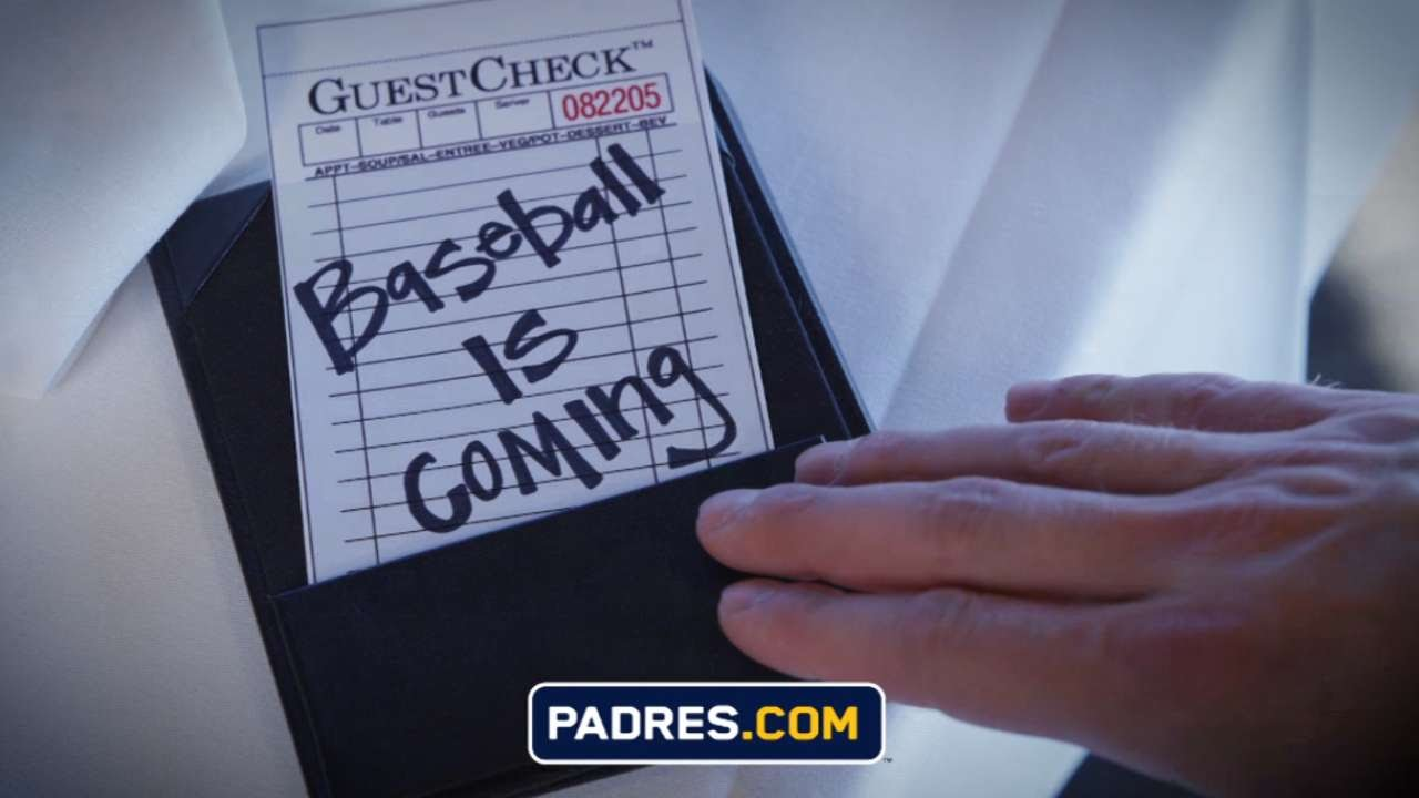 Padres single game tickets on sale February 11th