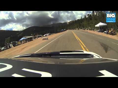 Sébastien Loeb Pikes Peak Race POV