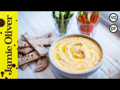 Homemade Houmous | KerryAnn Dunlop