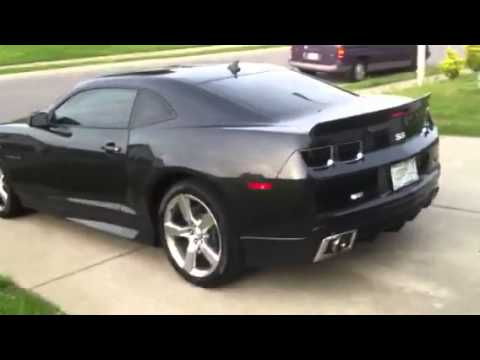 2012 Camaro Ss Ashen Grey Youtube