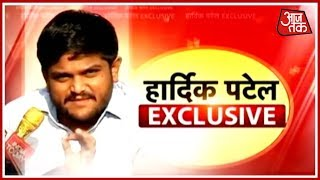 Hardik Patel's Exclusive Interview On Gujarat Elections 2017