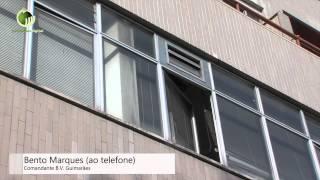 Incêndio obrigou ao encerramento da 1º Repartição de Finanças de Guimarães
