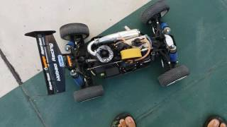 Rc buggy race