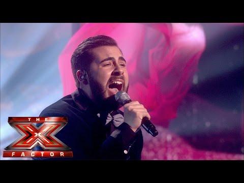 Andrea Faustini X Factor week 7