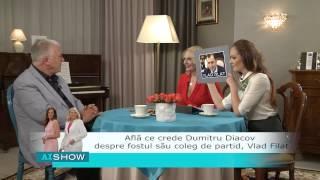 AISHOW cu Dumitru Diacov, part IV