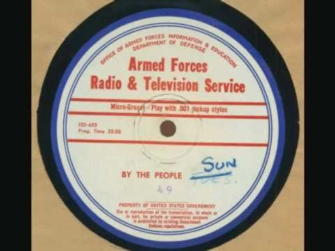 By the People: A Radio Drama About CONELRAD (1960)