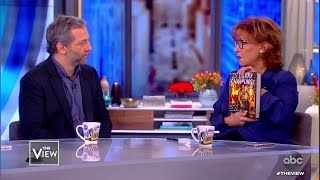 "Judd Apatow Talks New Book ""It's Garry Shandling's Book"" 