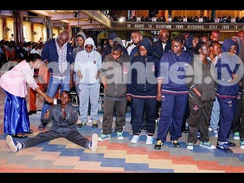 SCOAN 16/10/16: Nigerian Deportees From Libya Received Assistance From The SCOAN