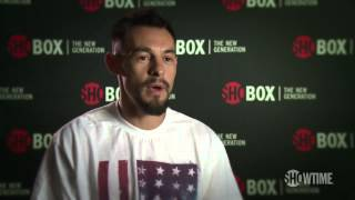Robert Guerrero Looks Back on ShoBox Experience