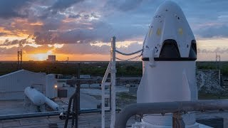 SpaceX Crew Dragon Conducts Unique Flight Test