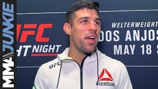 UFC on ESPN+ 10: Vicente Luque full post-fight interview