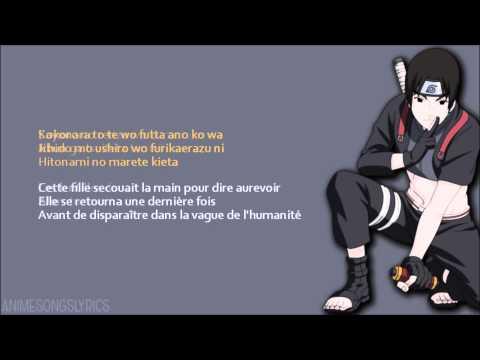 [FULL] Naruto Shippuden ED 3 -『Kimi Monogatari』- Original/Français