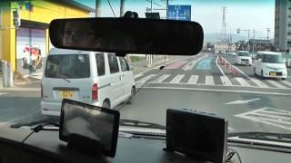 【車載カメラ】キャンピングカーの旅①