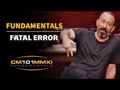 Cem Yılmaz | Fatal Error