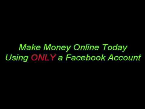 Make Money With Facebook - $500 Everyday on Complete Autopil...