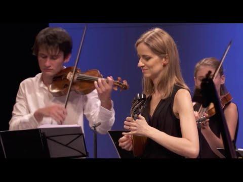 A. Vivaldi - Concerto pour mandoline en do majeur RV 425 | Anna Schivazappa & Ensemble Jupiter