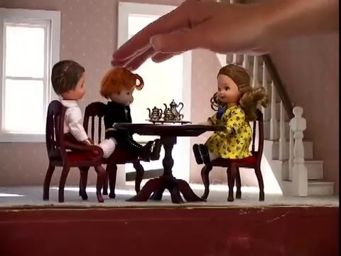 Sisters and Brothers-rough cut scene (dollhouse play)
