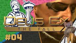 Hating Deus Ex: The Fall with Lord Pie Part 4 — What's a mixer panel? — Yahweasel
