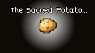 Minecraft: The Sacred Potato (BEST FOOD IN MINECRAFT EVER?!?)