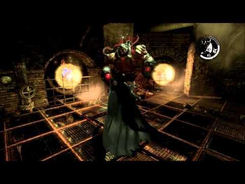 Прохождение игры Batman Arkham Asylum часть 7:Бэйн(Bane)