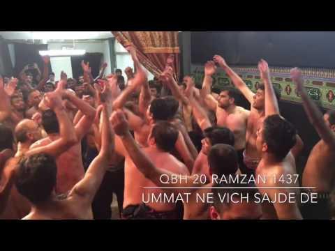 QBH 20 RAMZAN 1437 /2016 PART 2
