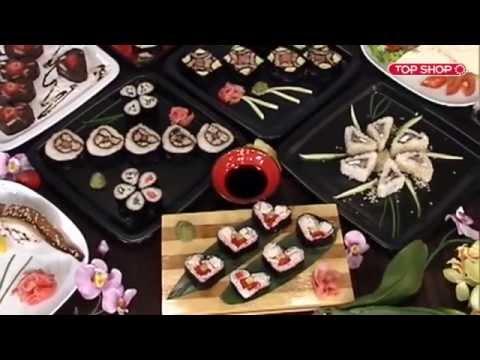 Набор для приготовления суши роллов Asahi