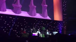 Susan Egan Performs 'I Won't Say'