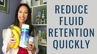 How to Reduce Swelling in Legs, Feet and Ankles Fast | How to Reduce Fluid Retention and Edema