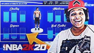 NBA 2K20 IS SCRAPPING THE ARCHETYPE SYSTEM! MYPLAYER BUILDER INTRODUCED!