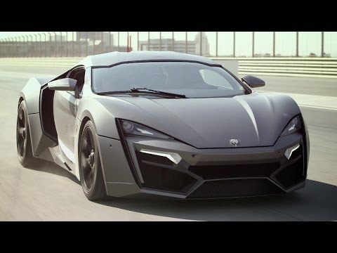 FIRST DRIVE ► Lykan Hypersport on Dubai Autodrome