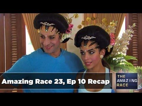 The amazing race 23 episode 10 recap cobra in my teeth review of