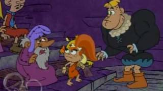Dave The Barbarian - 1x05a - King for a Day or Two (Part 2)