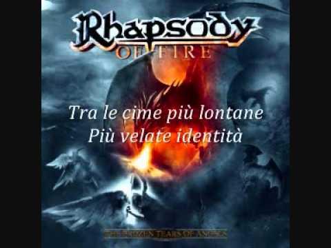 Rhapsody Of Fire - Danza di Fuoco e Ghiaccio