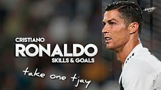Cristiano Ronaldo (lil tjay - one take ) 2019 hd